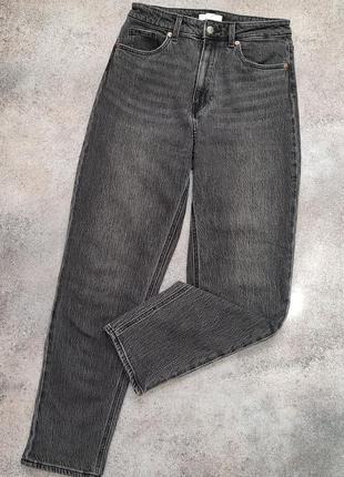 Новые джинсы мом, момы