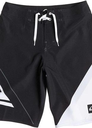 Мужские пляжные летние  шорты quick silver размер 36 l - xl оригинал