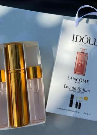 ♀️туалетная вода, духи женские,парфюмерия, парфюми,3×15 имл для сумочки