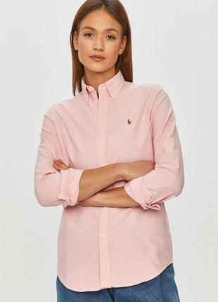 Трендовая рубашка ralph lauren