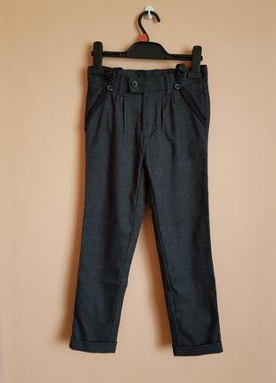 Стильные брюки на мальчика 9-10 лет