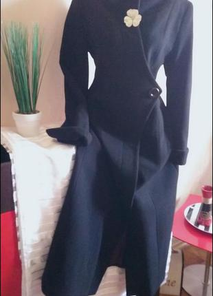 Макси-пальто деми на высокий рост (фабричная турция).размер  50-48