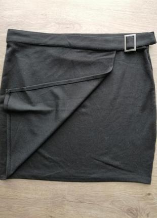 Спідниця юбка чорного кольору розмір виробника м 💜