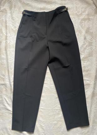 Элегантные брюки шерсть massimo dutti