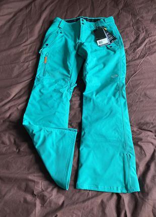 Женские сноубордические штаны oakley