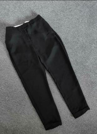 Класичні брюки вільного крою h&m