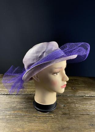 Шляпка легкая, mitzi, polyester