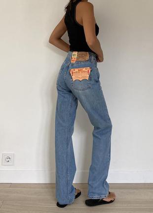 Новые винтажные джинсы levis как wrangler lee w27