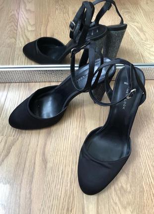 Туфлі чорні базові елегант new look