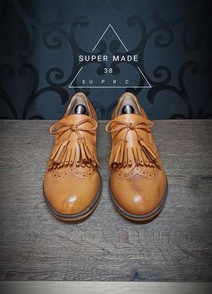 Туфли super mode 38p (25cm) eu p.r.c.