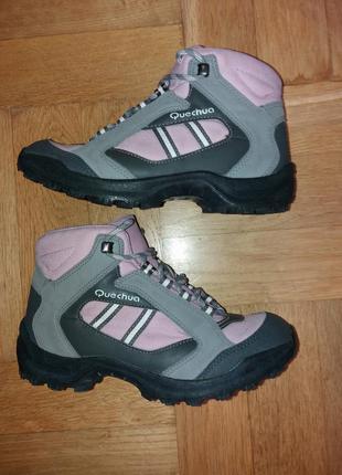 Ботинки quechua 35р.