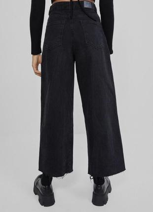 Bershka джинсы (кюлоты) xxs