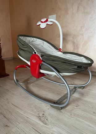 Tinylove кресло качель