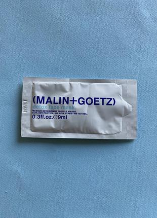 Malin+goetz detox mask  маска для лица 9 мл