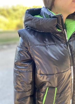 Куртка - жилетка трансформер! утепленная на осень