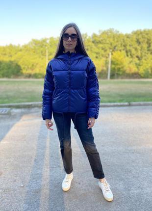Зимняя женская куртка по скидке! распродажа! пуховик. высокое качество
