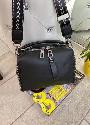 Сумка женская классическая сумка с ремешком