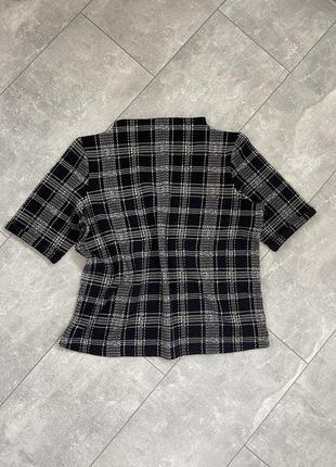 Трендовая, стильная блуза, opus
