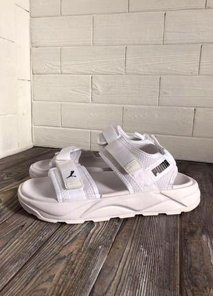 Сандалии puma x sunmi rs-sandal white сандали спортивные босоножки пума оригинал