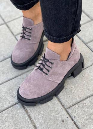 Женские туфли, замшевые туфли