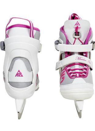 K2 marlee ice коньки для принцессы