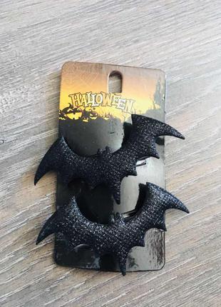 Заколки резинки для волос halloween германия хэллоуин