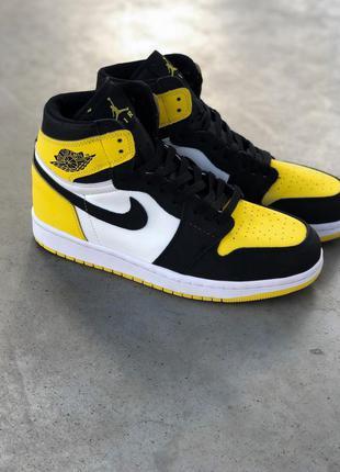 Nike jordan 1 retro high кроссовки