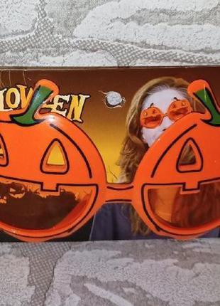 Очки halloween германия хэллоуин