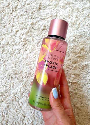 Мист для тела victoria's secret  tropic splash