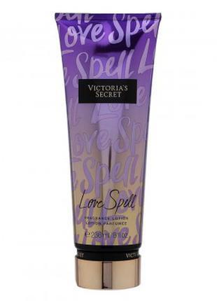 Парфюмированный лосьон для тела victoria's secret love spell