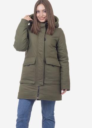 Новинка 2021-2022г., женская парка, зимняя куртка