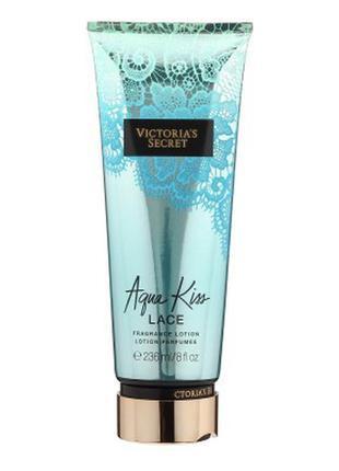 Парфюмированный лосьон для тела victoria's secret aqua kiss lace