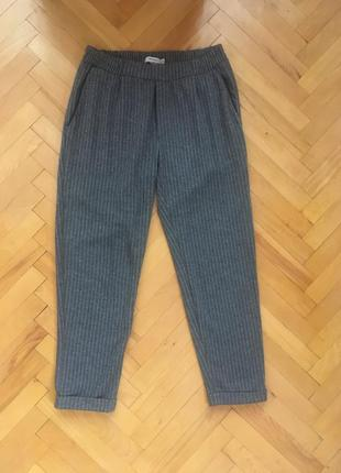 Классные брюки на резинке
