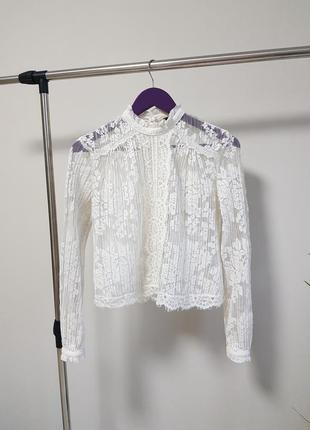 Блуза женская из кружева atmosphere
