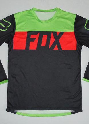 Велофутболка велоджерси fox jersey (m)