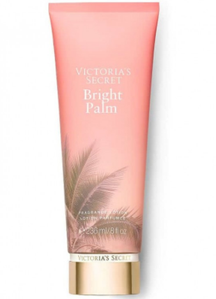 Парфюмированный лосьон для тела victoria's secret bright palm