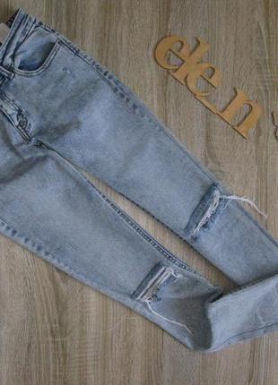 Модные джинсы tally weijl eur 34/36