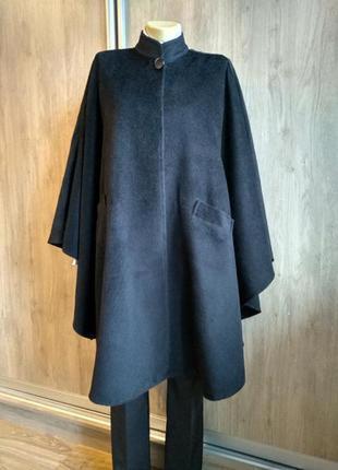 Alpaca 111 роскошный кейп пальто