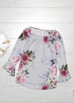 Красива блуза в квіти dorothy perkins.