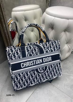 😍любимый шопер, больше сумка в стиле диор dior