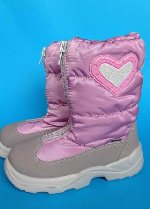 Фирменные сапоги зимние овчина ботинки