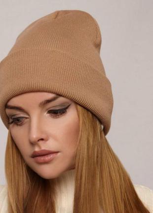Базова подвійна шапка біні, багато кольорів