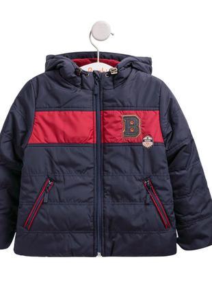 Тепла куртка. бембі