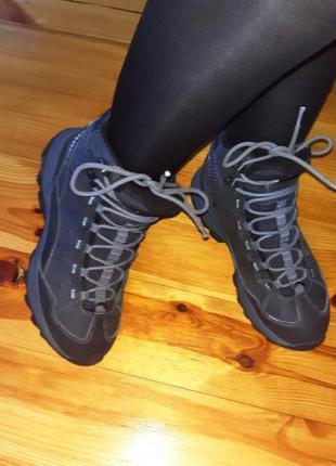 Трекиннговые  ботинки merrell оригинал
