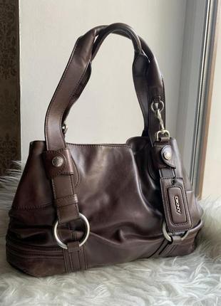 Брендовая сумка dkny