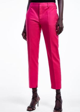 Zara брюки классические 40