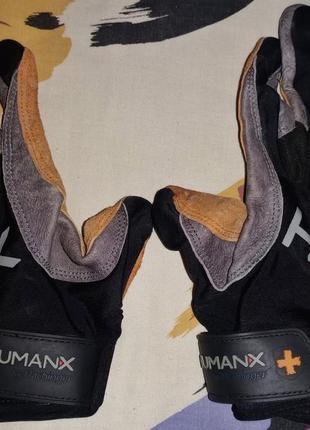Спортивные перчатки humanx