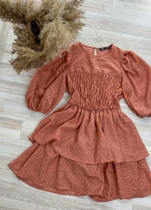 Нереальна сукня від zara 🥀
