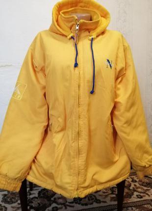 Двухсторонняя куртка(унисекс) пог 61