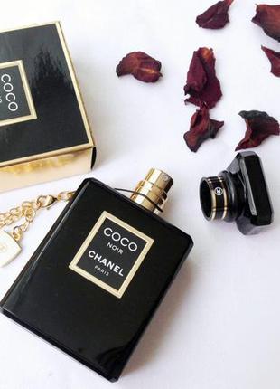 Chanel coco noir edp оригинал затест распив и отливанты аромата